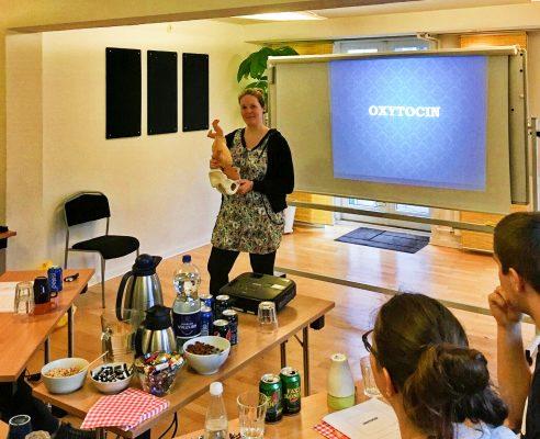 Fødselsforberedelse 6 lektioner @ Børneboblen